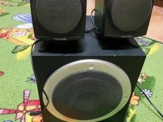 Отличная акустика - Microlab tmn 3