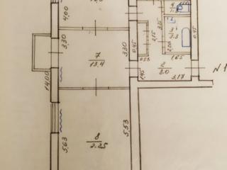 Сдам 3-х комнатную квартиру, площадь Суворова.