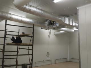 Продажа, монтаж, ремонт вентиляционных систем