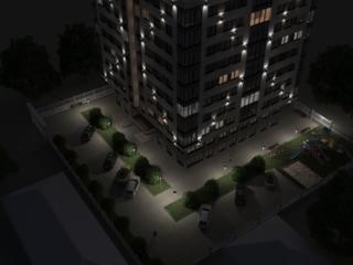 Rîșcani, bloc nou, zona de parc str. Dimo, 2 camere de la 28500 euro