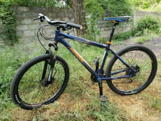 Брендовый велосипед Mongoose Tyax с гидравликой (Америка)