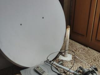 Продам спутниковую антенну