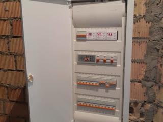 Замена электропроводки в квартире, Николаев