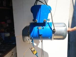Продам тельфер ТЭ 050-71120 г/п 500 кг Высота подъёма 6м.