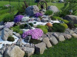 Требуются мастера по озеленению и ландшафтному декору. Также начинающие