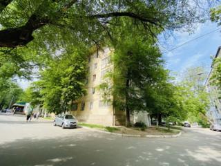 Sec. Râșcani, str. A. Saharov. Apartament 1 cameră, suprafata 28mp!