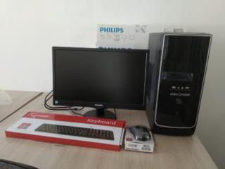 Продаю компьютер Intel G4400 с монитором