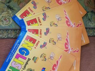 Продам учебники, которые используют сейчас в школе, смотрите фото.