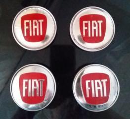 Дешево колпаки-заглушки для дисков Фиат+ 2 запасных