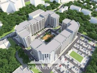 Apartament spre vânzare, 3 camereseparate, amplasat într-o zonă cu