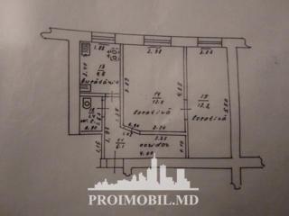 Vă propunem acest apartament cu 2 camere, sectorul Centru, str. ...