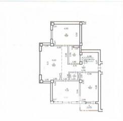 """Apartament cu 3 camere în cel mai deosebit proiect imobiliar: """"Lev ."""