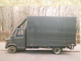 Авто-грузоперевозки Мерседес 2 т, 17 куб, Украина, область, город. Квартирные