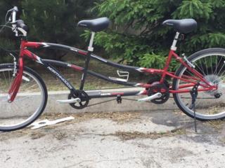 Не хватает на 2 велосипеда? Купи 1 для Двоих!
