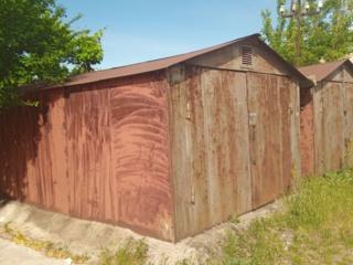 Продаю гараж металлический с местом или без места ГЭК №16 за ПХБО