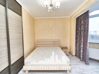 Spre vânzare un apartament deosebit cu 2camere + living, situat ...