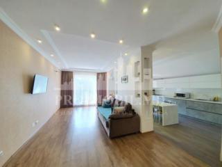 Penthouse în 2 nivele! Propunem un apartament spațios cu 4 camere! ..