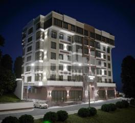 VÂNZARE apartament cu trei camere și suprafața de 69 mp. Bloc Nou, ..