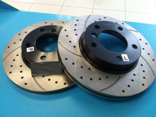 Тормозные диски GT SPORT SERIES ATM Mikoda