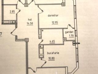 Vă propunem acest apartament cu  4 camere în Complexul Eldorado ..