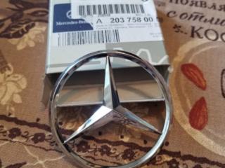 Продам значок Mercedes W203