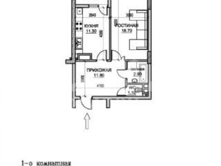 Spre vânzare apartament în bloc construit de compania ExFactor situat