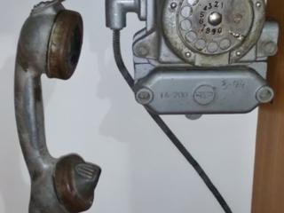 Телефон-начало 20 века (СССР)(Хороший подарок ценителю)