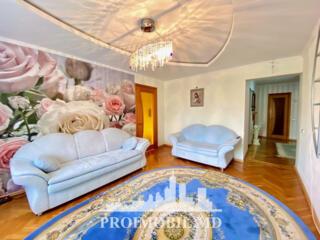 Vă propunem spre vînzare apartament cu 4 camere, amplasat în sect. .