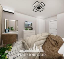 Spre vânzare apartament în bloc construit de compania Inamstro, ...