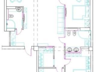 De vânzare apartament cu suprafața de 123 mp, 3 camere + living !
