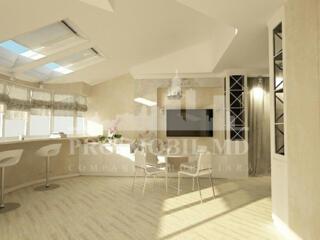 Apartament superb cu suprafața totală de 178 mp, amplasat în sect. ...