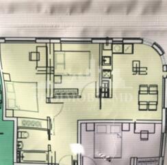 Vă propunem acest apartament cu 3camere, sectorul Ciocana,str. ...