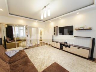 Apartament luminos și eficient compartimentatmodern, proiectat la ...