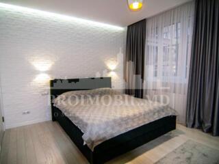 Spre VÂNZARE apartament de Lux 2 camere+living cu un design excluziv,