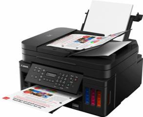 Canon Pixma G7040 / A4 Color Printer / Duplex / Scanner / Copier / Net