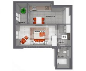 NEWTON HOUSE complex modern de tip SMART HOUSE! Dispune de o locație .