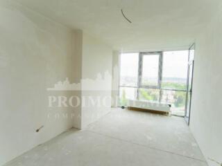 Vă prezentăm apartament cu o cameră și cea mai reușită planificare și