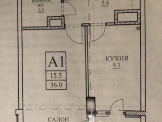 Spre vânzare apartament situat în sectorul Rîșcani, str. Gh. Madan, .