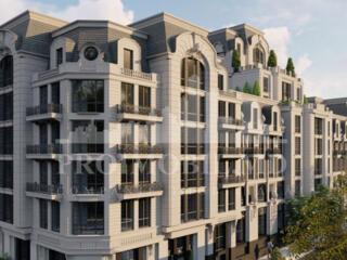 Eminescu Residence este o nouă operă de arhitectură care se ridică în