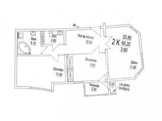 Noul Ansamblu Rezidențial se află în una din cele mai liniștite și ...