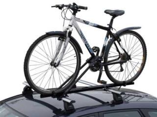Багажник (релинги) для перевозки велосипеда мерседес Е211