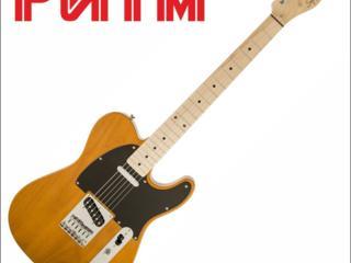 """Электрогитара SQUIER AFFINITY TELE by Fender в м. м. """"РИТМ"""""""