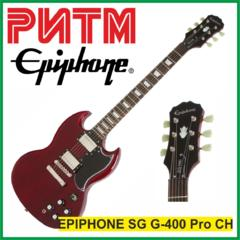 "Электрогитара EPIPHONE SG G-400 Pro CH в м. м. ""РИТМ"""