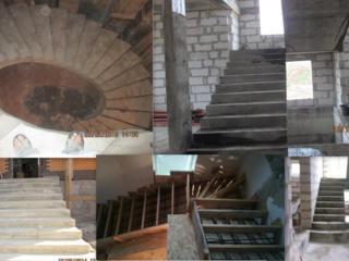 Scari din beton / Бетонные лестницы
