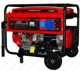 Продам EDON бензиновый генератор запуск с аккумулятором