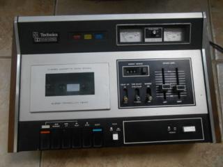 Продам кассетную деку technics rs263aus все работает