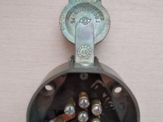 Разъем электрический прицепа и фаркопа 7-полюсный ПС300АЗ