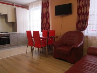 Chirie 1-camera bloc nou 260 euro, bd. Mircea cel Bătrîn 46