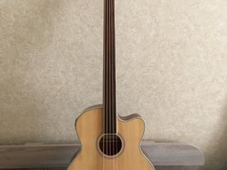 Акустическая бас гитара Harley Benton (безладовая) Б/У в Тирасполе