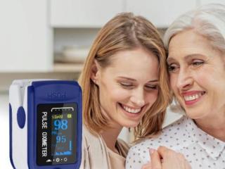 Прибор для измерения кислорода в крови-предостережение от короновируса